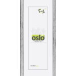 Bilderrahmen 25×70 Silber Holz Massiv, Echt Glas, FSC Zertifiziertes Echtholz Panoramarahmen Poster Rahmen Collagenrahmen